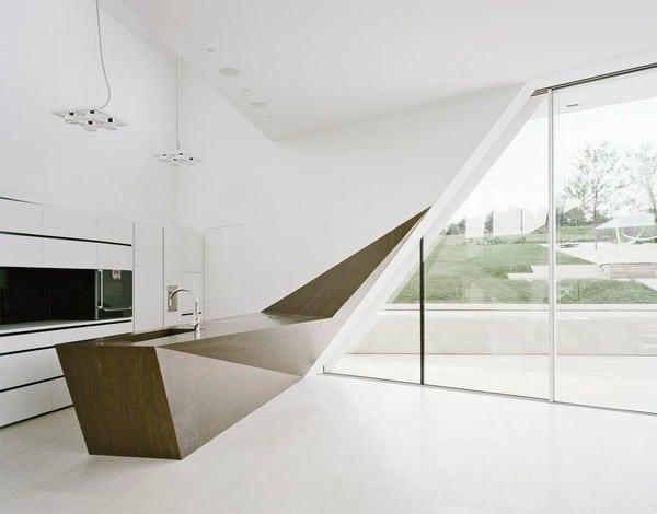 A01 Architecture kitchen island