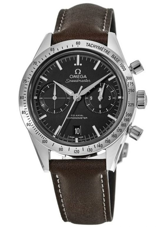 omega-speedmaster-chronograph-black-dial-black-leather-mens-watch