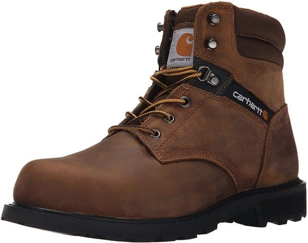 Carhartt Men's 6 Work Safety-Toe NWP Work Boot