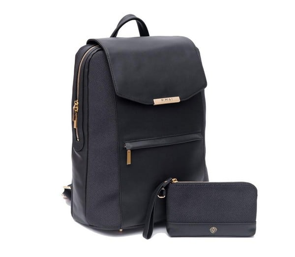 pmai-premium-valletta-leather-laptop-backpack-for-women-with-wristlet